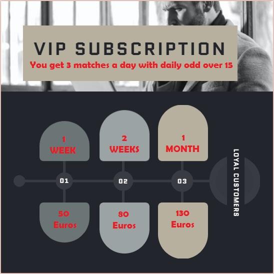 vip subscription